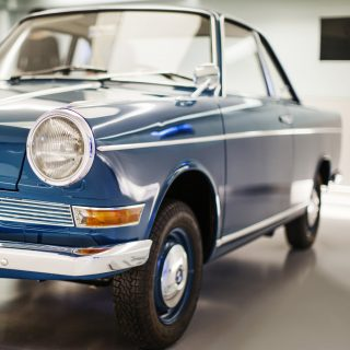 Just Because: The BMW 700 Coupé Is A Small, Rear-Engined Gem