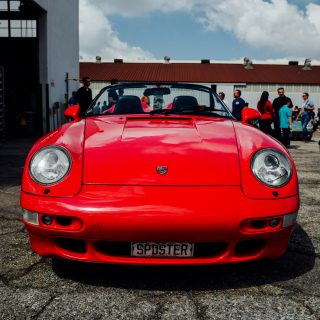 This Insane Porsche 993 Speedster Wasn't Even Supposed To Exist
