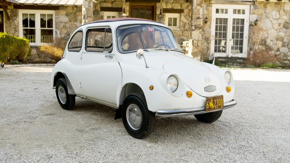 Is The Subaru 360 The Japanese Microcar You Ve Always Needed