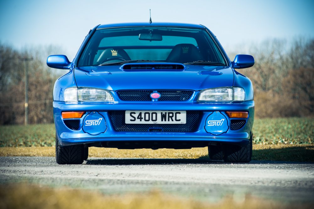 Subaru Impreza 22Bs Just Like This One Will Be U.S. Legal In 7 Years ...