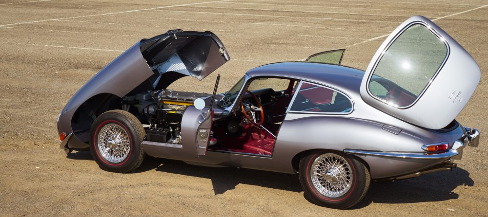 The Jaguar E Type Really Needs No Introduction. If Enzo Ferrari, A Highly  Competitive Man To Say The Least, Declared It U201cthe Most Beautiful Car Ever  Madeu201c, ...