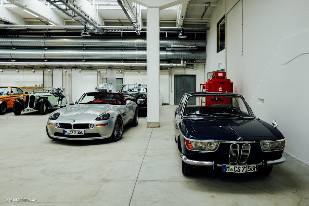 Inside Bmw Classic S Unreal Historic Vault In Munich Petrolicious