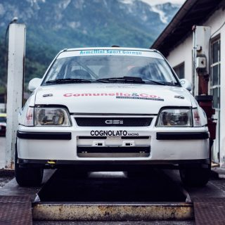 Here's How Racers Get Ready To Face The Fearsome Dolomite Mountains