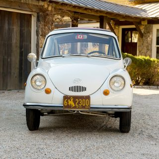 Is The Subaru 360 The Japanese Microcar You've Always Needed?