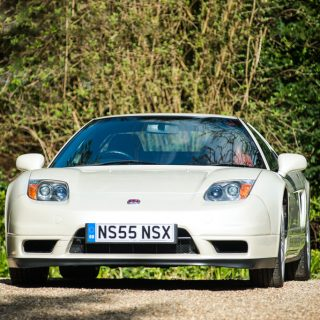 Would You Park This Rare Honda NSX In Your Garage?