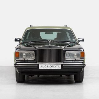 Is This Rolls-Royce Silver Spirit The Most Stately Estate?