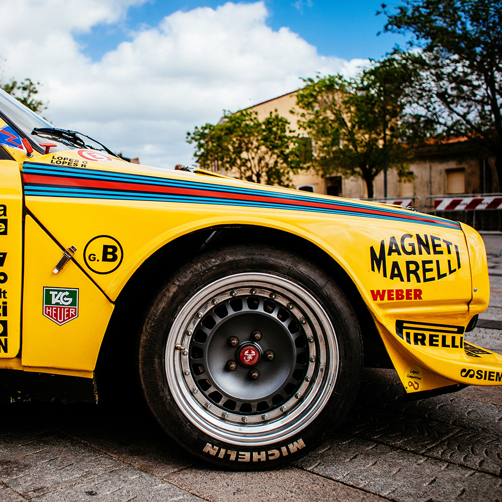 Just Because: Italian Group B Rally Legends Ready For Battle