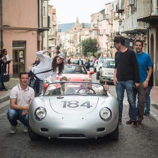 Behind The Scenes: How We Filmed Derek Bell And Two Porsche 718s In Sicily