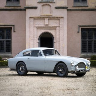 Here's Your Chance To Own What Ian Fleming's '007' Drove