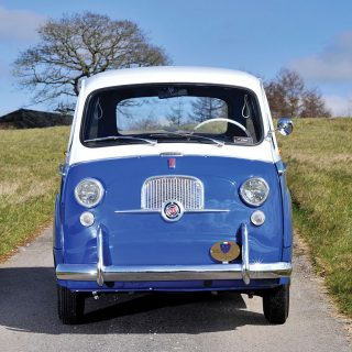 Would You Ever Add A Fiat 600 Multipla Microcar To Your Garage?