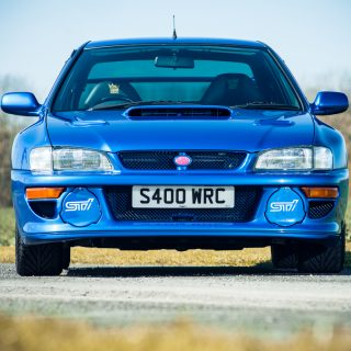Subaru Impreza 22Bs Just Like This One Will Be U.S. Legal In 7 Years