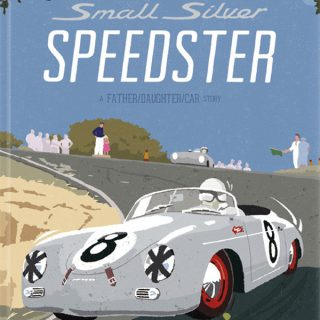 The Silver Speedster Is The Latest Awesome Car Book For Kids