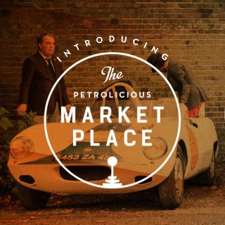 Introducing The Petrolicious Marketplace