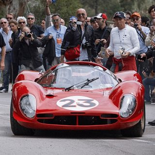 32 Photos Of This Year's Unforgettable Targa Florio