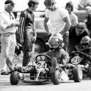 Vintage Karting Was Tastefully Pure And Straight From L.A.