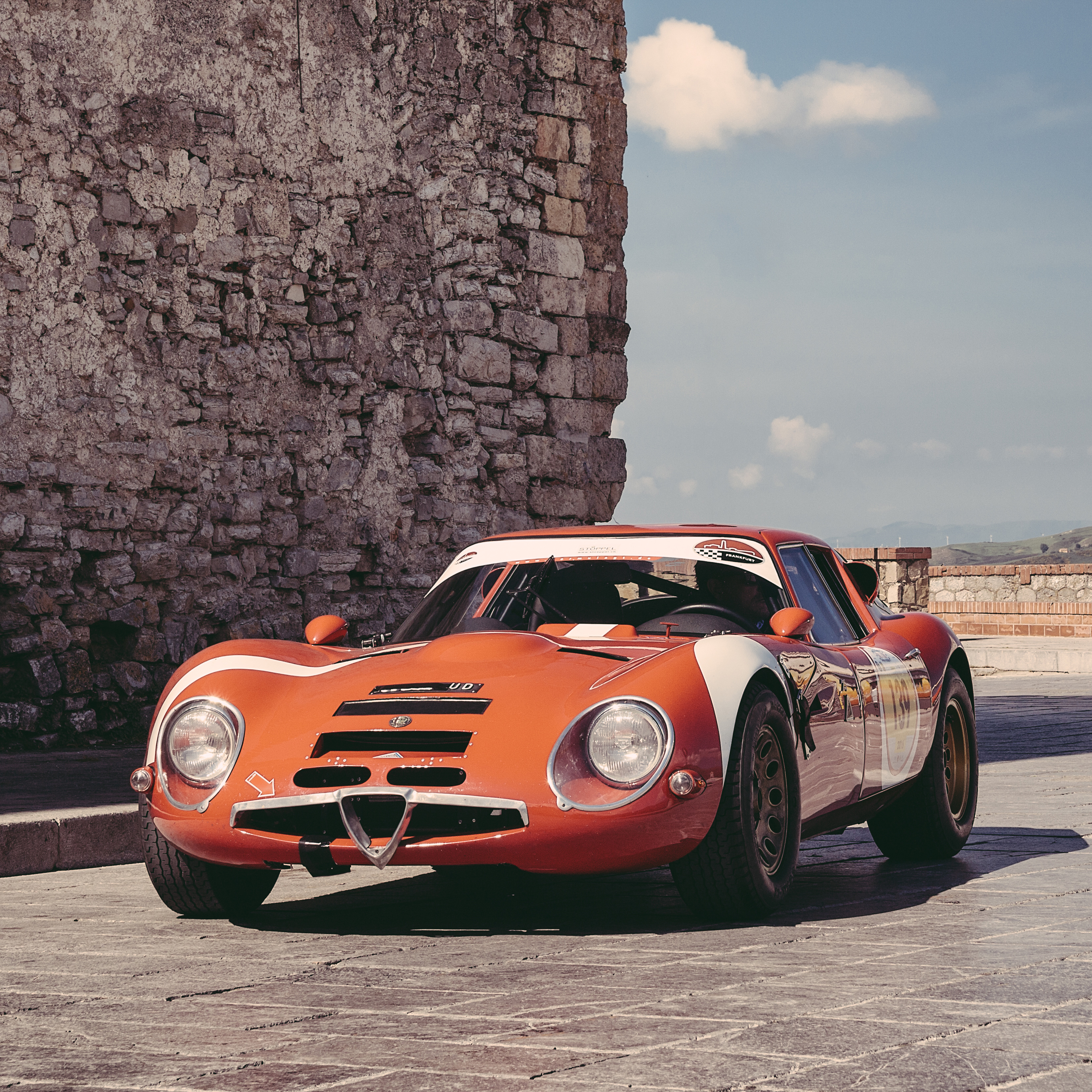 Is The Targa Florio Classic The Most Tasteful Rally On Earth?
