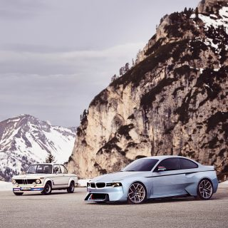What Do You Think Of The BMW 2002 Hommage Concept?