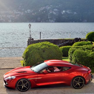 What Do You Think Of The Aston Martin Vanquish Zagato Concept?
