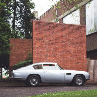 """Here's Every Photo We Took at Bicester Heritage's Old School """"Sunday Scramble"""""""