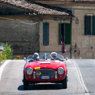 I Chased The Mille Miglia From The Front Seat Of A Lancia Aurelia