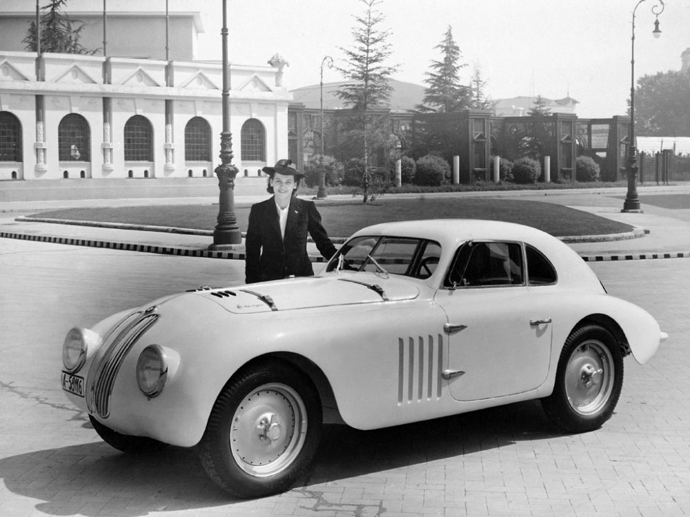 The BMW 328 Mille Miglia Touring Coupé Is A Work Of Art • Petrolicious
