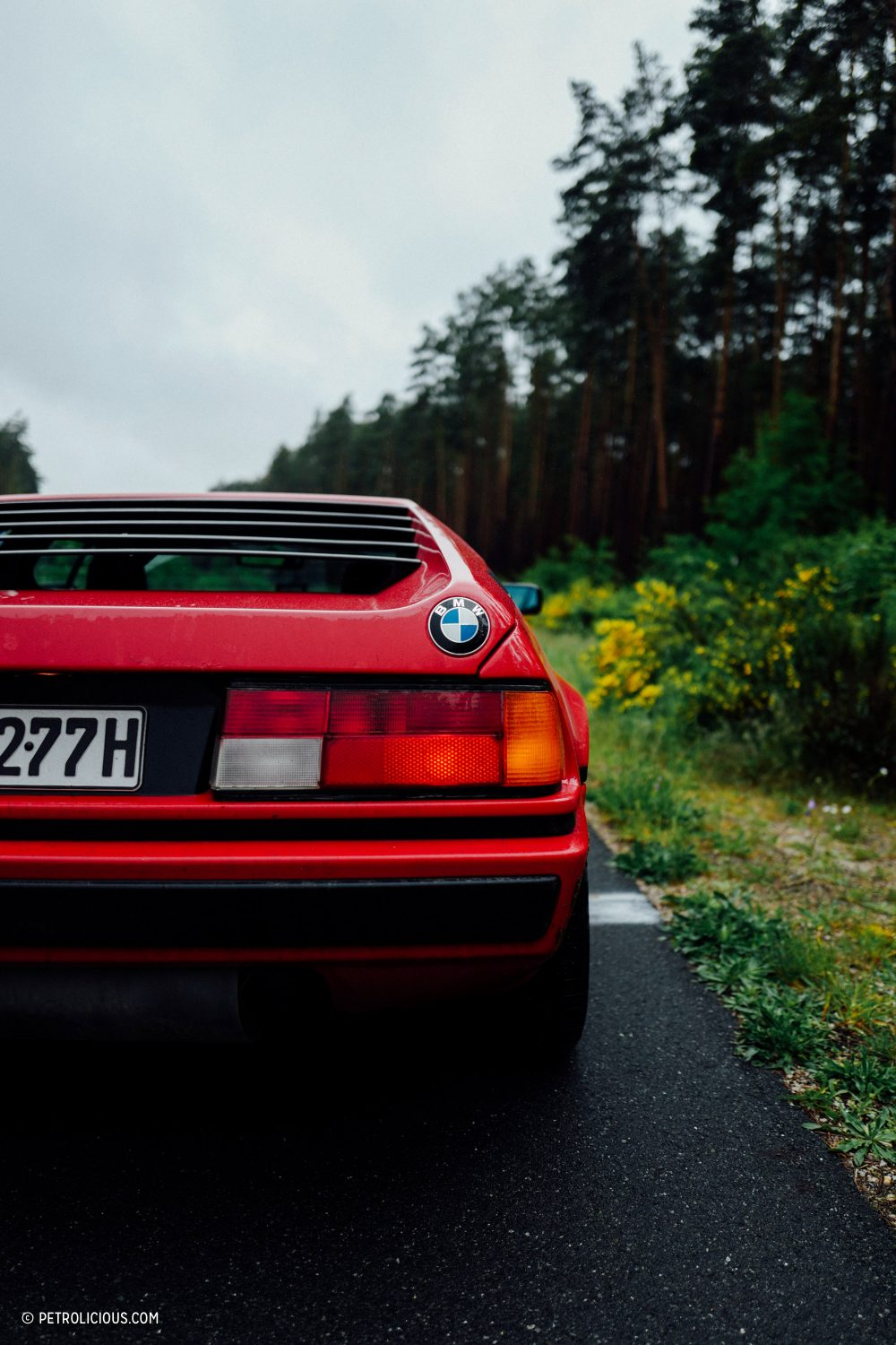 This Is What It's Like To Drive The BMW M1 • Petrolicious