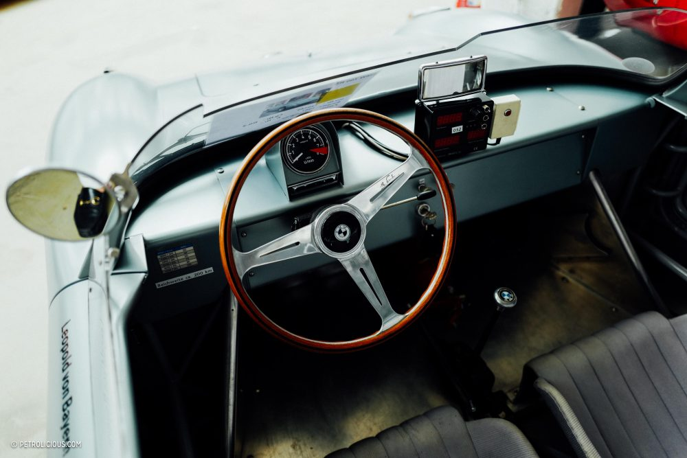 Which Classic Car Was Fitted With The Best Steering Wheel