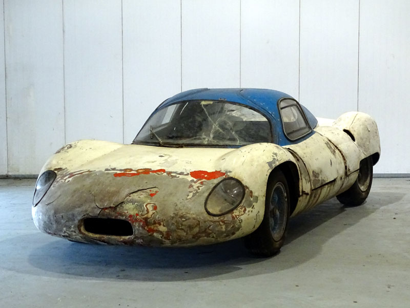 Heres One For The Brave A Barn Find Costin Nathan Prototype Sports Racer