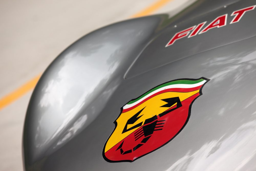 This Record-Setting Abarth Could Be Your Roadgoing UFO • Petrolicious