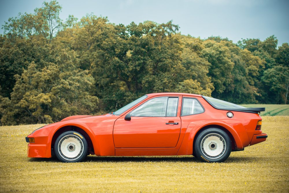 If Youve Dreamt Of Buying A Brand New Porsche 924 Gtr Race