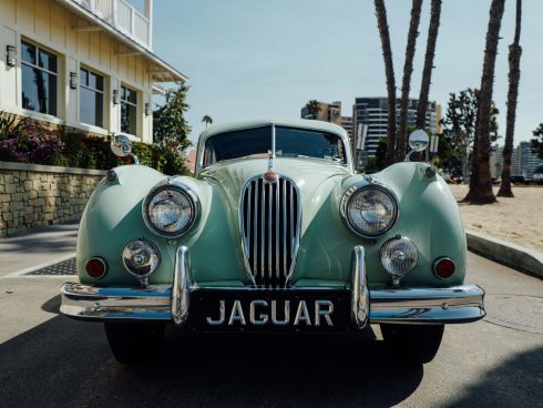 Patina Perfect Driver 1955 Jaguar XK140 SE