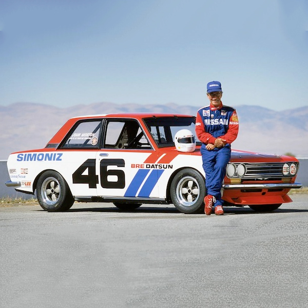 This Period Film Shows The Datsun 510 Racing Against All ...