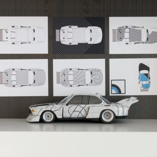Celebrate BMW Art Cars With The Latest Items In Our Shop