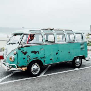 This 23 Window VW Bus Is A Perfectly Preserved Time Capsule