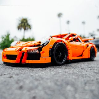 Here's Why That Lego Porsche 911 GT3 is Actually So Impressive