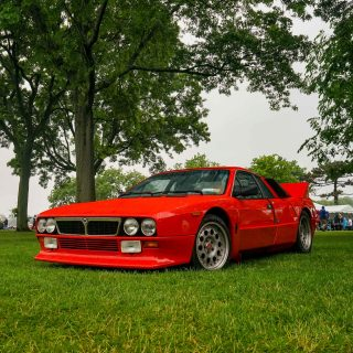 Here's What It's Like To Attend The Greenwich Concours D'Elegance