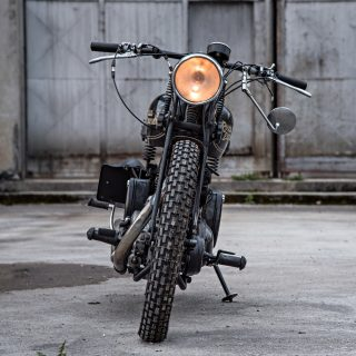 This Rugged Royal Enfield Lives A Secret Life In Germany