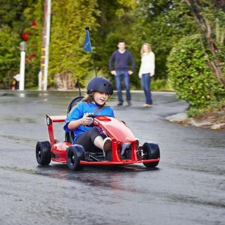 This Smart Go-Kart Will Teach Future Generations How To Drive Tastefully