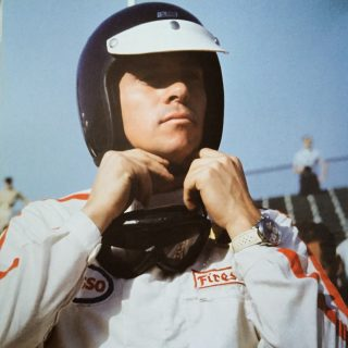 Legendary F1 Driver Jim Clark Had Excellent Taste In Watches