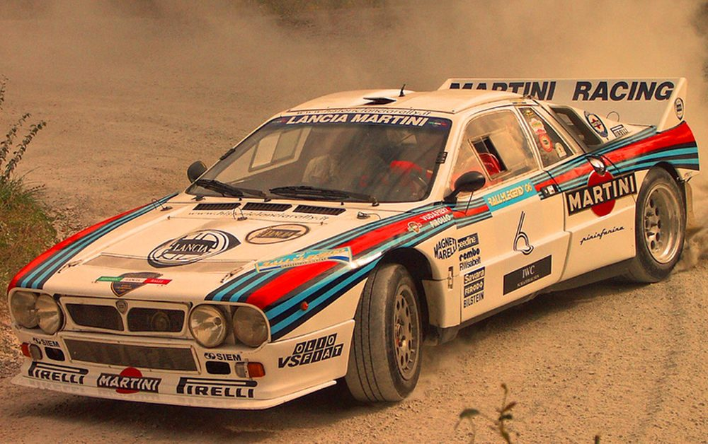 These Are Our 7 Favorite Rally Films From Fiat's Massive Archive