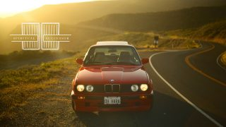 This BMW E30 Is A Spiritual Successor