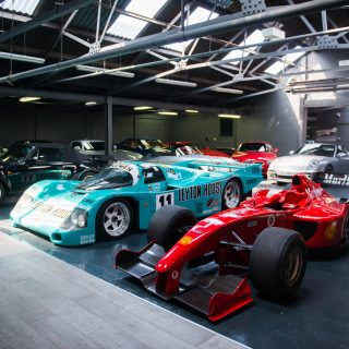 Hexagon Classics Is An Automotive Museum Of Modern Art