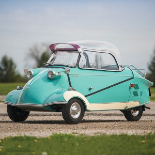 Is This Aviation-Inspired Microcar The Classic To Help Rediscover Your 5-Year-Old Self?
