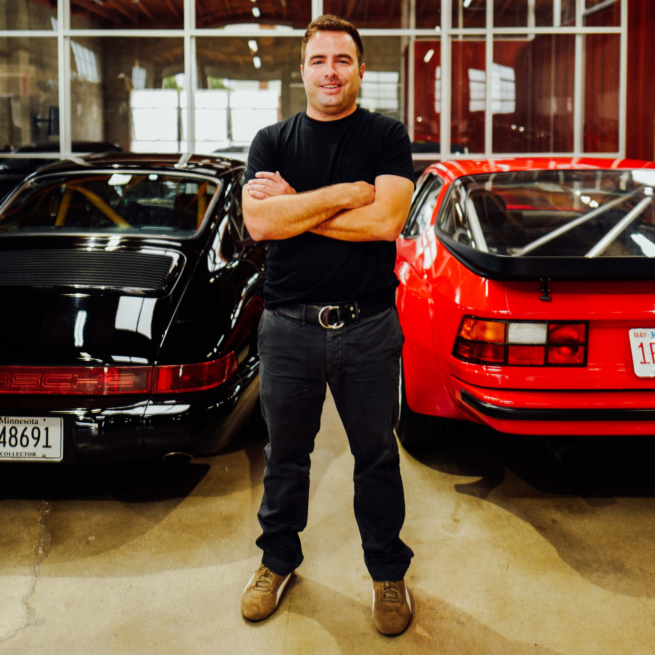 This Ex-Singer Vehicle Design Mechanic Has Struck Out On His Own