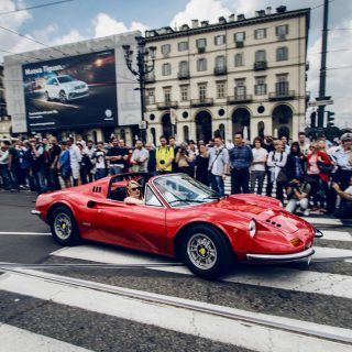 The Gran Premio Parco Valentino Is A Celebration Of Classic Cars