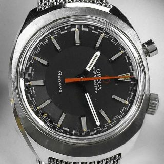 This Is Why Omega's Quirky Chronostop Is Great For Drivers