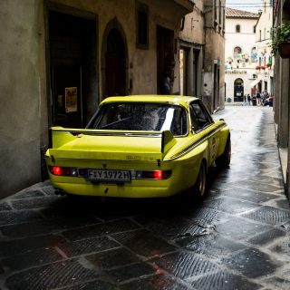 This Is What It Was Like To Chase The Modena Cento Ore Classic
