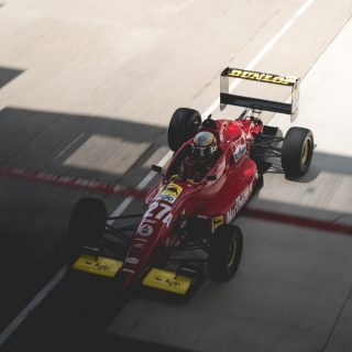 Classic Racing Cars And Indianapolis Are A Match Made In Heaven