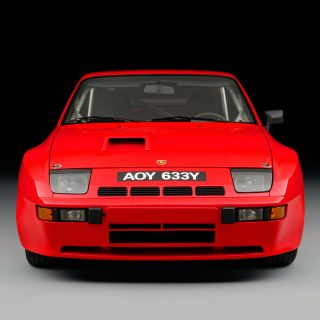 Is The 924 Carrera GTS Clubsport The Ultimate Front-Engined Porsche Driver's Car?