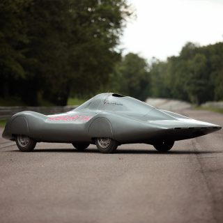 This Record-Setting Abarth Could Be Your Roadgoing UFO